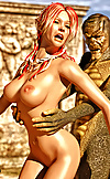 Alien Monster Sex Gallery